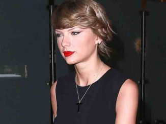 Taylor Swift Sighted Arriving at LAX on May 2, 2015