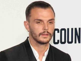 "Theo Hutchcraft - ""The Counselor"" UK Special Screening"