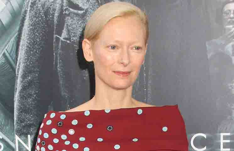 Tilda Swinton - 20th Anniversary Los Angeles Film Festival