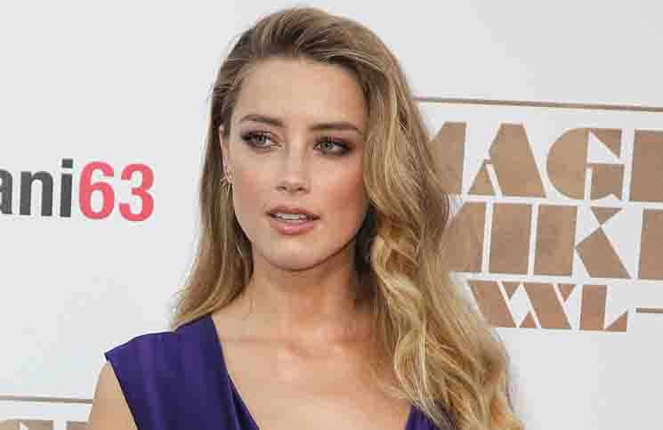 "Amber Heard - ""Magic Mike XXL"" World Premiere"
