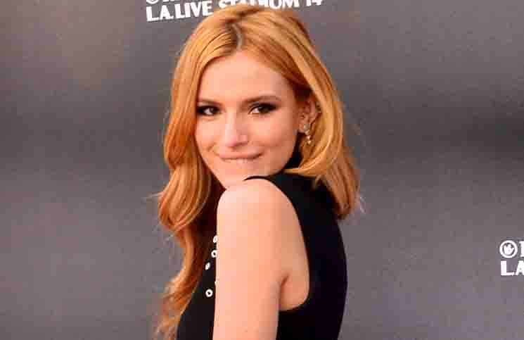 Bella Thorne - 2015 Los Angeles Film Festival