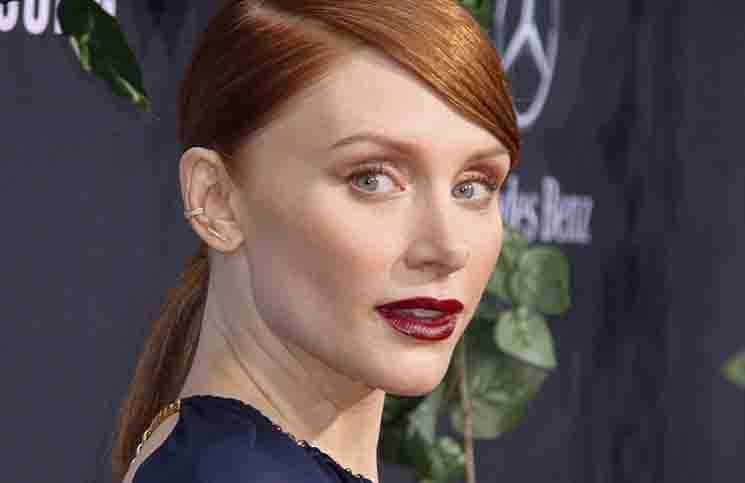 "Bryce Dallas Howard, ""Jurassic World"" und die High Heels - Promi Klatsch und Tratsch"