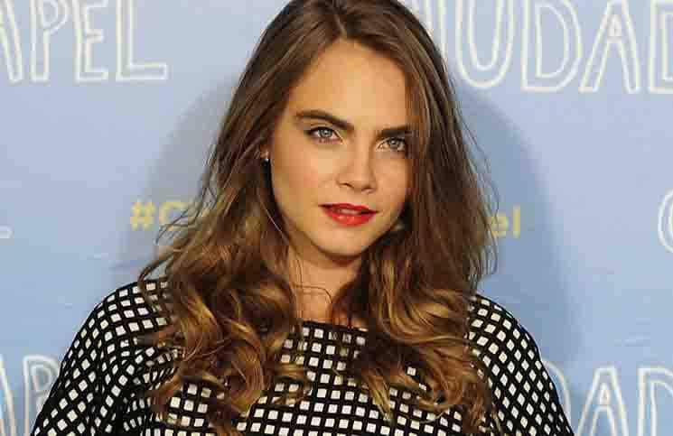 "Cara Delevingne - ""Paper Towns"" (""Ciudades de Papel"") Madrid Photo Call"