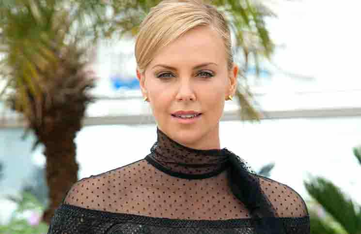 Charlize Theron - 68th annual Cannes Film Festival
