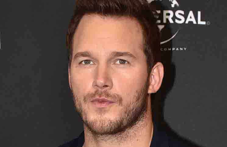 "Chris Pratt in Berlin - ""Jurassic World"" Fototermin 2015"