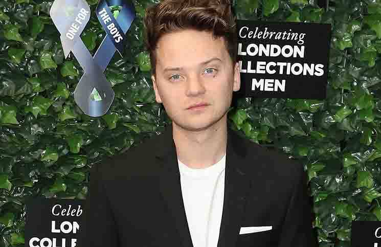 Brit Awards 2018: Conor Maynard hat es geahnt - Musik News