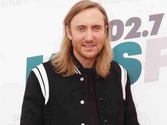 David Guetta - KIIS FM's Wango Tango 2015 at StubHub Center in Carson