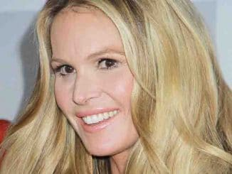 Elle Macpherson - 69th Annual Golden Globe Awards NBC Universal Afterparty