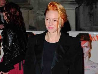 "Elly Jackson - ""David Bowie is"" Private View"