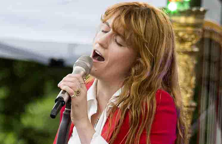"""Florence + The Machine"": ""High As Hope"" ist da - Musik News"