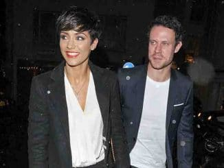 Frankie Bridge and Wayne Bridge - Thomas Sabo London Flagship Store Launch