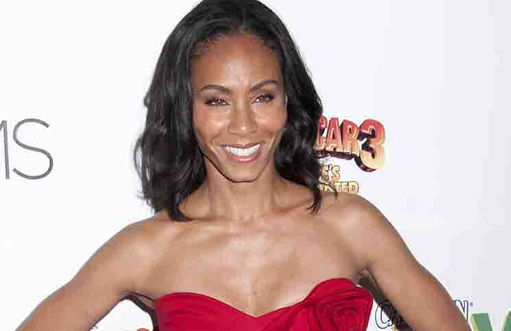 "Jada Pinkett Smith - ""Madagascar 3: Europe's Most Wanted"" New York City Screening"