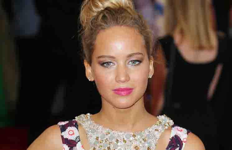 Jennifer Lawrence bringt ihre Neffen ans Set - Kino News