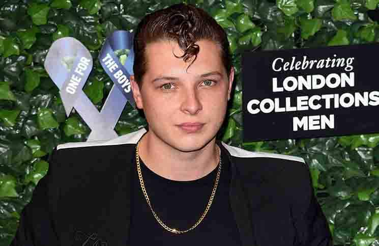 John Newman - One For The Boys Fashion Ball