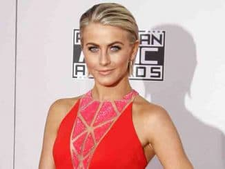 Julianne Hough - 2014 American Music Awards