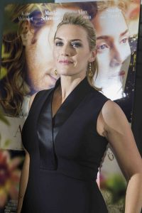 """Kate Winslet - """"A Little Chaos"""" New York City Premiere"""