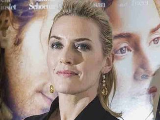 "Kate Winslet - ""A Little Chaos"" New York City Premiere"