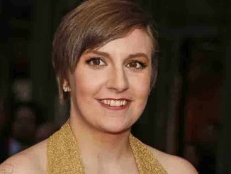 Lena Dunham - Time 100 Most Influential People in the World