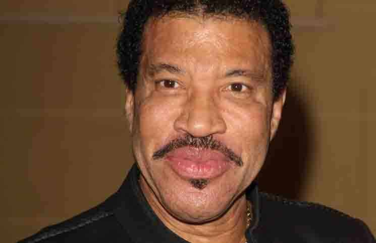 "Lionel Richie beim ""Vanity Project 2015"" in London"