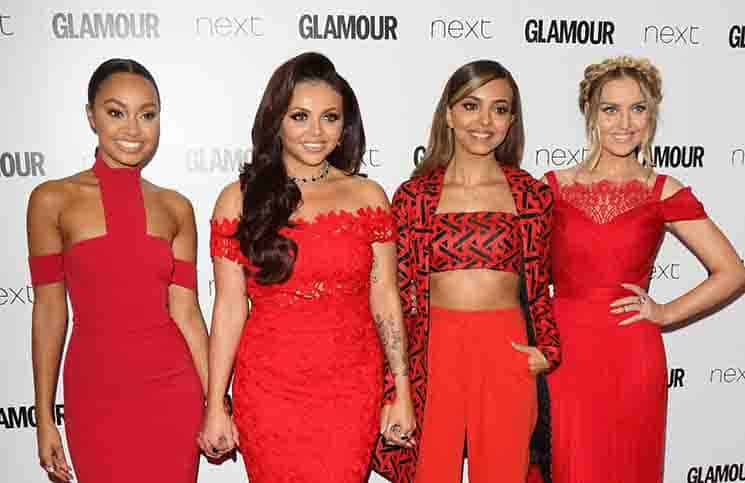 Little Mix - Glamour Magazine Woman of the Year Awards 2015