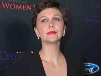 Maggie Gyllenhaal - The 40th Anniversary Gracies Awards 2015