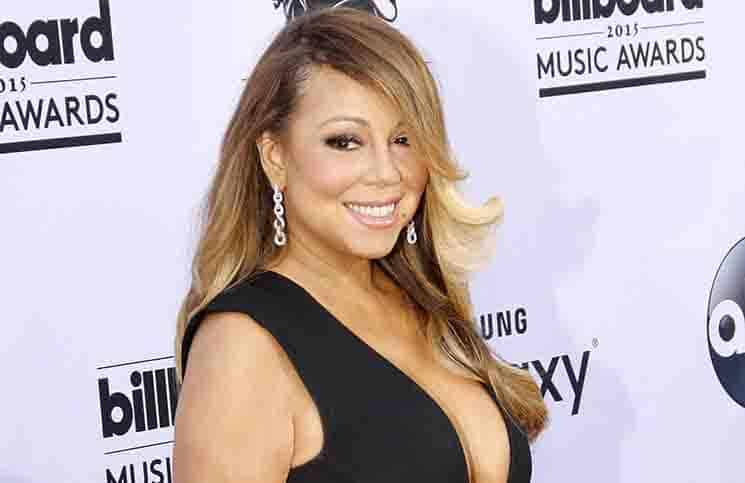 "Mariah Carey bei den ""Billboard Music Awards"" 2015"