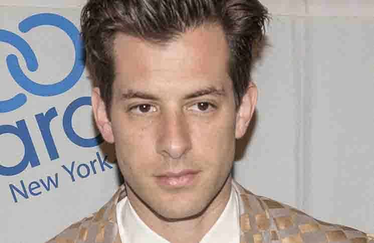 Mark Ronson - 2015 Caron Treatment Centers New York City Gala