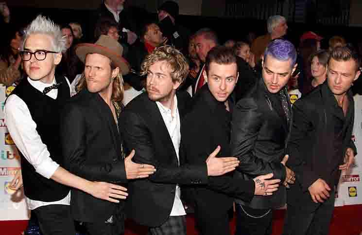 McBusted - Pride of Britain Awards 2014