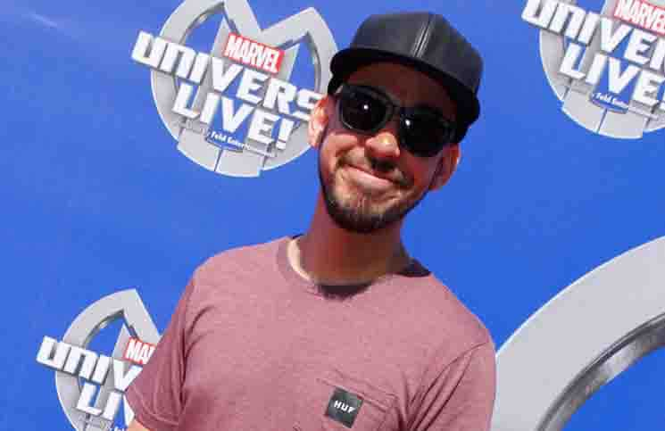 "Mike Shinoda: Lebt ""Fort Minor"" noch? - Musik News"