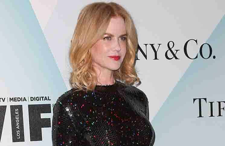 Nicole Kidman - Women In Film's 2015 Crystal + Lucy Awards