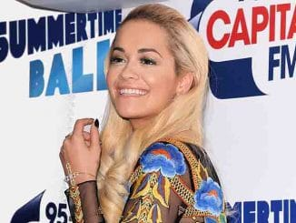Rita Ora - 95-106 Capital FM Summertime Ball 2015