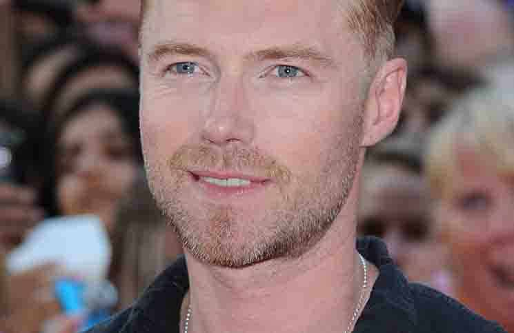 Ronan Keating bei der Premiere von Keith Lemon - The Film