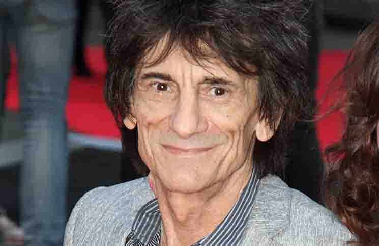 "Jo Wood: ""Ronnie Wood geht es gut"" - Promi Klatsch und Tratsch"