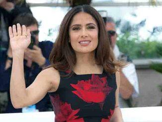 Salma Hayek - 68th annual Cannes Film Festival