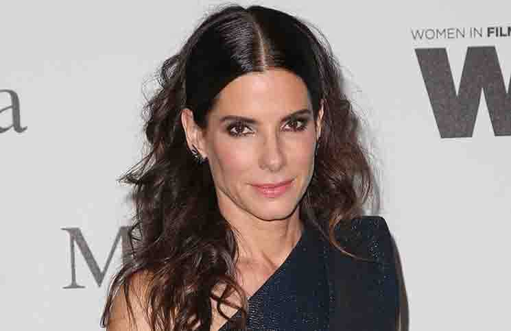 Sandra Bullock - Women In Film's 2015 Crystal + Lucy Awards