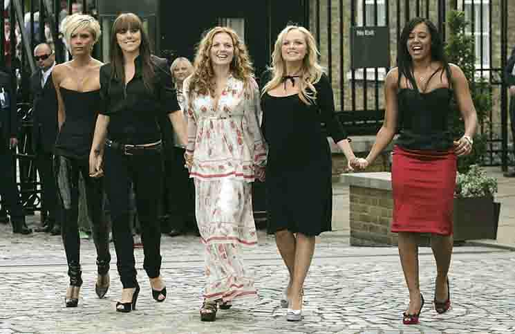 """Spice Girls""-Reunion: Mel B macht mit - Musik News"