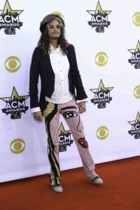 Steven Tyler - 50th Annual Academy of Country Music Awards