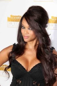 Tyra Banks - NBC and Time Inc. Celebrate 50th Anniversary of Sports Illustrated