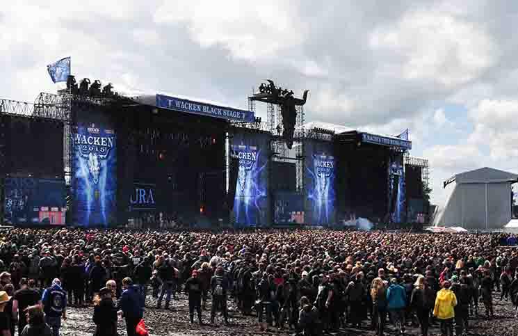 Wacken 2015: Jon Oliva konnte begeistern! - Musik News