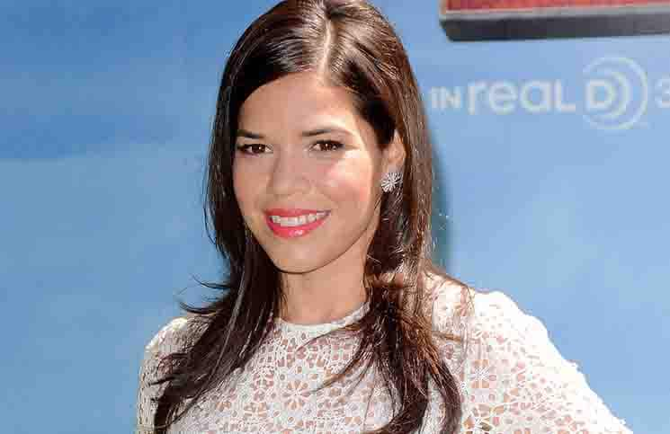 "America Ferrera - ""How to Train Your Dragon 2"" UK Gala Screening"