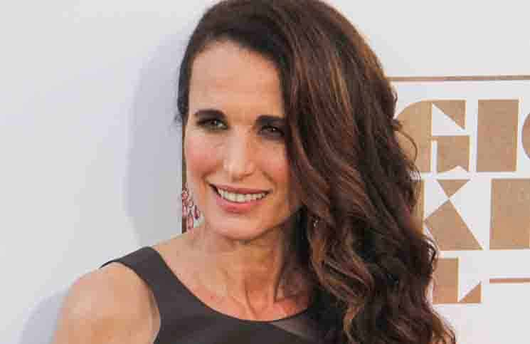 "Andie MacDowell - ""Magic Mike XXL"" World Premiere"