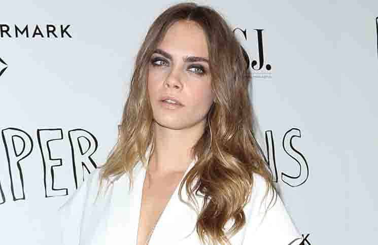 "Cara Delevingne - 20th Century Fox ""Paper Towns"" Los Angeles Screening Hosted by WSJ. Magazine"