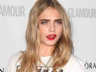 Cara Delevingne - Glamour Women of the Year Awards 2013