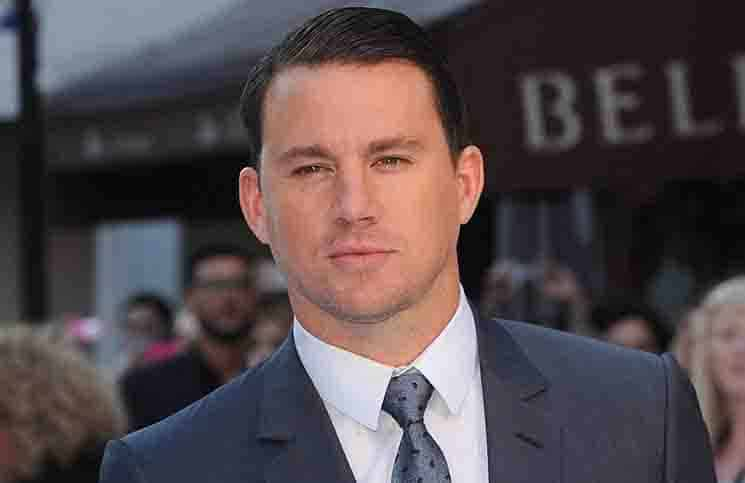 "Channing Tatum - ""Magic Mike XXL"" European Premiere"