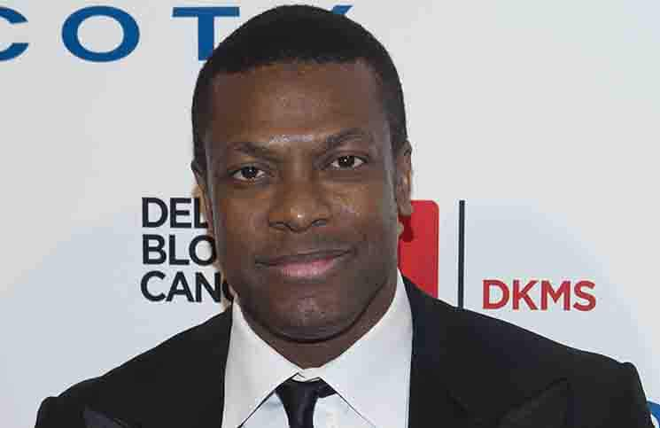 Chris Tucker - 2014 Delete Blood Cancer Gala