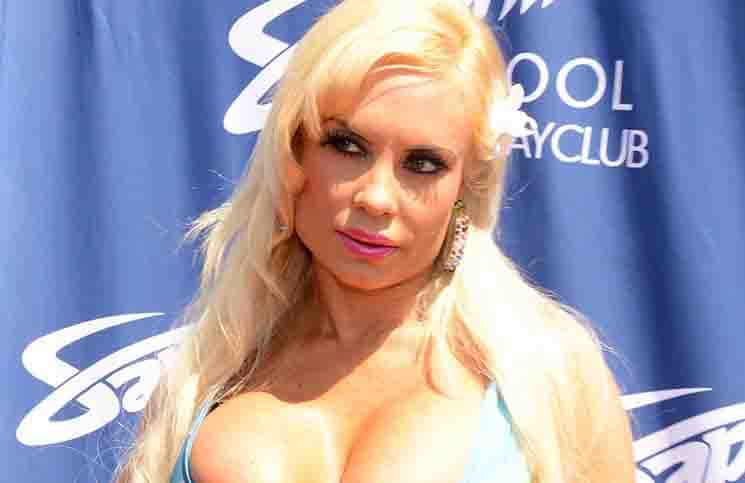 Coco Austin - Sapphire Pool and Day Club 2013