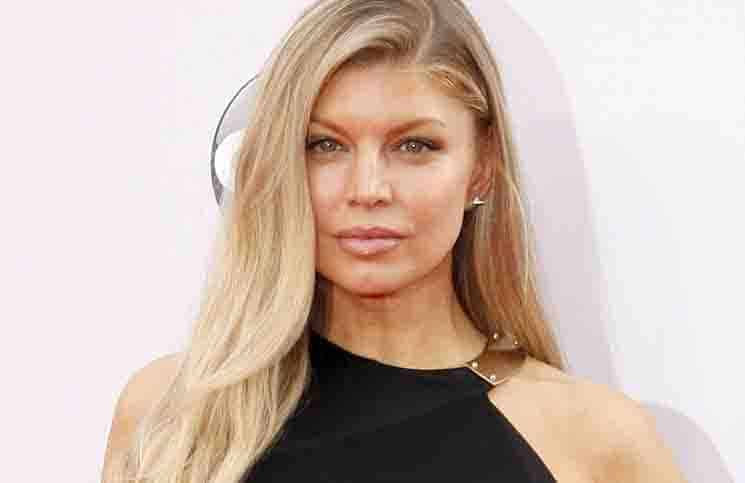 Fergie - 2014 American Music Awards