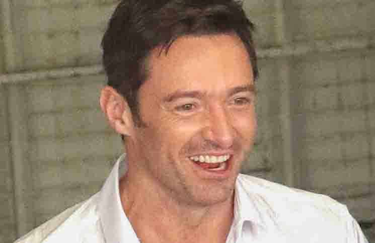 Hugh Jackman - Comic-Con International San Diego 2015