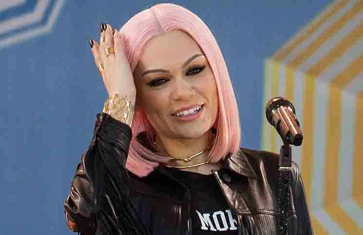 "Jessie J in Concert on ABC's ""Good Morning America"" Summer Concert Series - May 21, 2015"