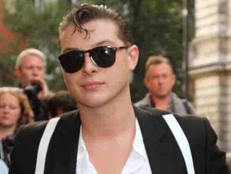 John Newman - GQ Men of the Year Awards 2014
